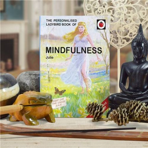 Mindfulness: A Ladybird Personalised Book
